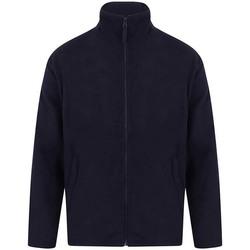 Vêtements Homme Polaires Henbury  Bleu marine