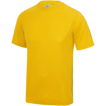Vêtements Homme T-shirts manches courtes Just Cool Performance Or