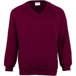 Vêtements Homme Sweats Maddins Coloursure Bordeaux
