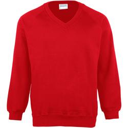Vêtements Homme Sweats Maddins Coloursure Rouge