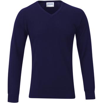 Vêtements Homme Pulls Maddins MD19M Bleu marine