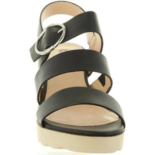 Nu Sandales Et pieds 50085 Mtng Bahama Femme Negro AjL5R4