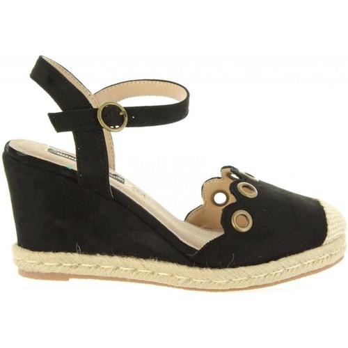 Mtng 50021 Et Femme Nu pieds Sandales Negro 0nPk8wOX