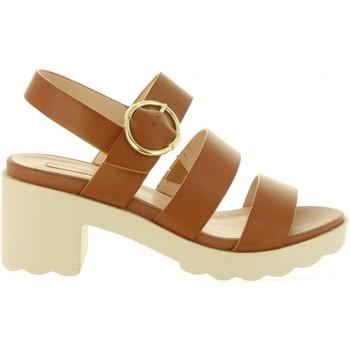 Chaussures Femme Sandales et Nu-pieds MTNG 50085 BAHAMA Marr?n