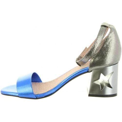 pieds Gris Nu Sandales Femme 50719 Golden Et Mtng ymn0NOv8w