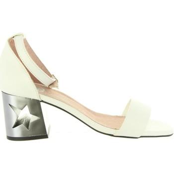 Chaussures Femme Sandales et Nu-pieds MTNG 50719 GOLDEN Blanco