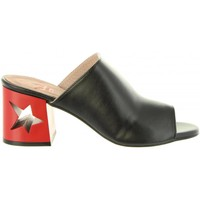 Chaussures Femme Claquettes MTNG 50718 GENTLE Negro