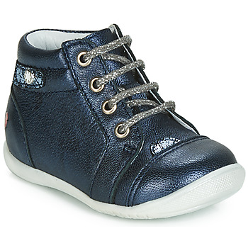 Chaussures Fille Baskets montantes GBB NICOLE Marine