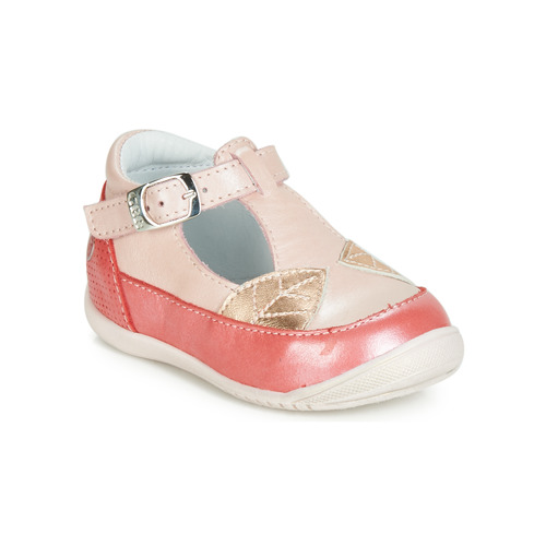Chaussures Fille Ballerines / babies GBB PAKITA Rose