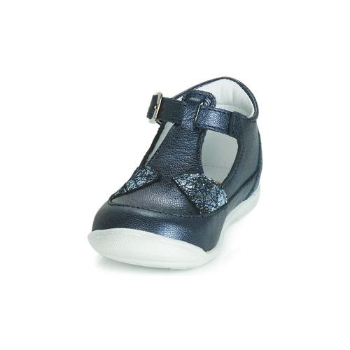 Chaussures Fille BallerinesBabies Gbb Bleu Pakita UzGqMVpLS