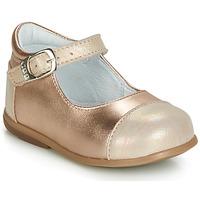 Chaussures Fille Baskets montantes GBB BELISTO orange