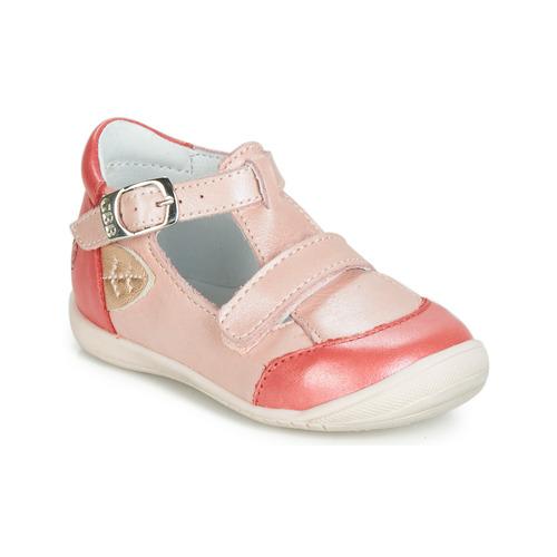 Chaussures Fille Ballerines / babies GBB ZENNIA Rose