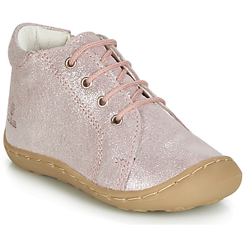 Chaussures Fille Baskets montantes GBB VEDOFA rose