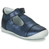 Chaussures Fille Ballerines / babies GBB MERCA Bleu
