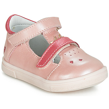 Chaussures Fille Ballerines / babies GBB ARAMA Rose
