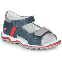 Chaussures Garçon Sandales et Nu-pieds GBB PARMO Bleu