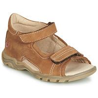 Chaussures Enfant Baskets montantes GBB PARMO Marron