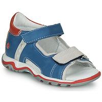 Chaussures Enfant Baskets montantes GBB PARMO bleu