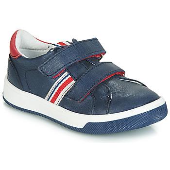Chaussures Garçon Baskets basses GBB NEVIS Bleu
