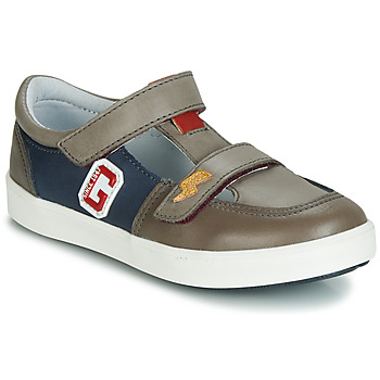Chaussures Garçon Baskets basses GBB VARNO Gris