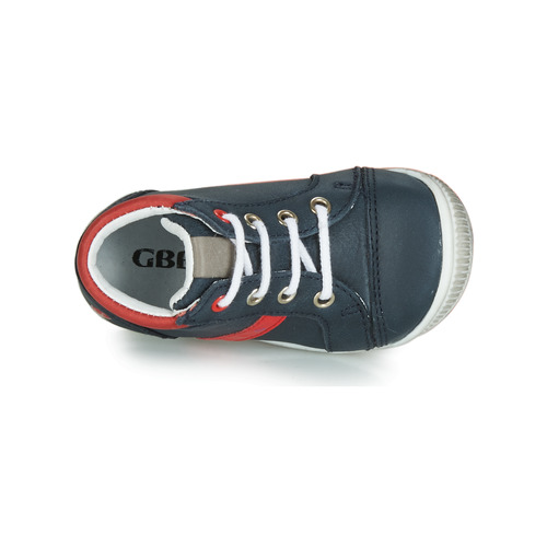 Chaussures Gbb Taravi MarineRouge Montantes Garçon Baskets mf6Ib7vYgy