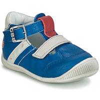 Chaussures Garçon Baskets montantes GBB BALILO VTE BLEU ELECTRIC DPF/RAIZA