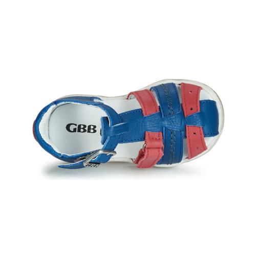 Garçon Chaussures Et Arigo BleuRouge Gbb Sandales Nu pieds TJlFc3uK1