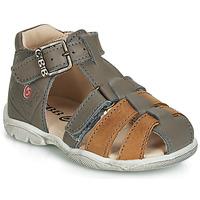 Chaussures Garçon Sandales et Nu-pieds GBB PRIGENT Gris