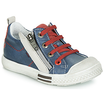 Chaussures Garçon Baskets basses GBB STELLIO VTE MARINE-CRAIE DPF/LUCKY