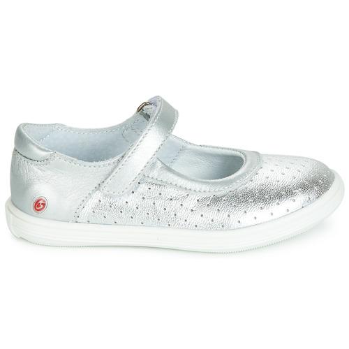 Fille Placida BallerinesBabies Gbb Argenté Chaussures xBerCQdWo