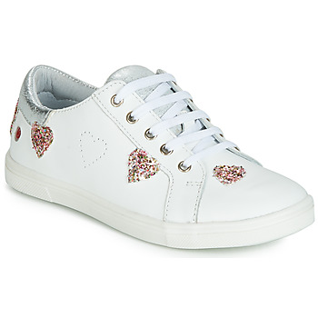 Chaussures Fille Baskets basses GBB ASTOLA Blanc