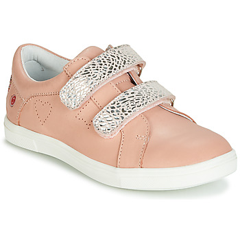 Chaussures Fille Baskets basses GBB BALOTA Rose
