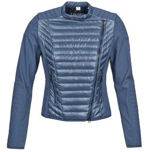 Vêtements Femme Vestes / Blazers S.Oliver JONES Bleu