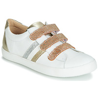 Chaussures Fille Baskets basses GBB MADO Blanc