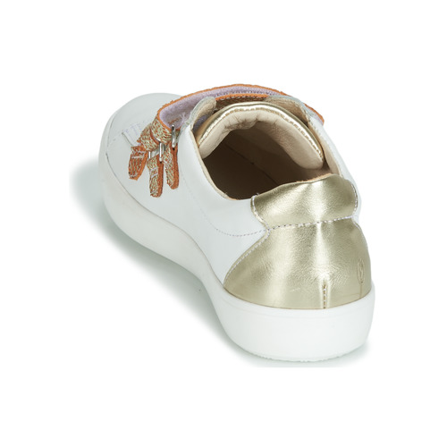 Baskets Gbb Mado Fille Basses Blanc Chaussures c3TF1KJl