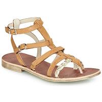 Chaussures Fille Sandales et Nu-pieds GBB NOVARA Marron
