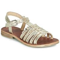 Chaussures Fille Sandales et Nu-pieds GBB BANGKOK Doré