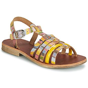Chaussures Fille Sandales et Nu-pieds GBB BANGKOK Multicolore