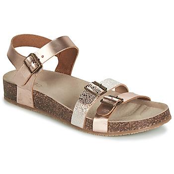 Chaussures Fille Sandales et Nu-pieds GBB BIGA Rose