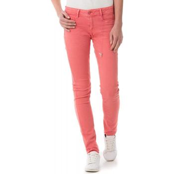 Vêtements Femme Jeans slim Kaporal Jean Femme Power Rose Rose