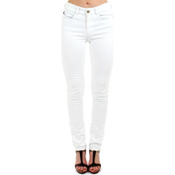 Vêtements Femme Jeans slim Armani jeans V5J18 Blanc