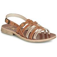 Chaussures Fille Sandales et Nu-pieds Catimini NOBO Marron