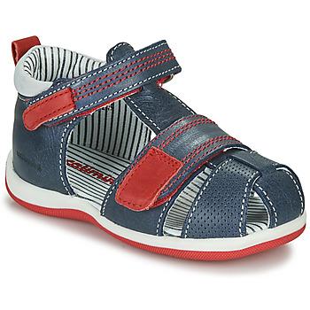 Chaussures Garçon Sandales et Nu-pieds Catimini BALIMO Marine