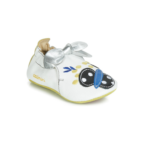 Cativa Catimini Chaussons Blanc Chaussures Fille 35ALR4j