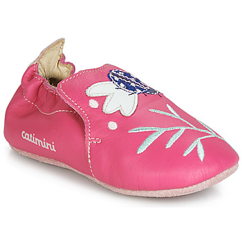 Chaussures Fille Chaussons Catimini CASSIA Rose