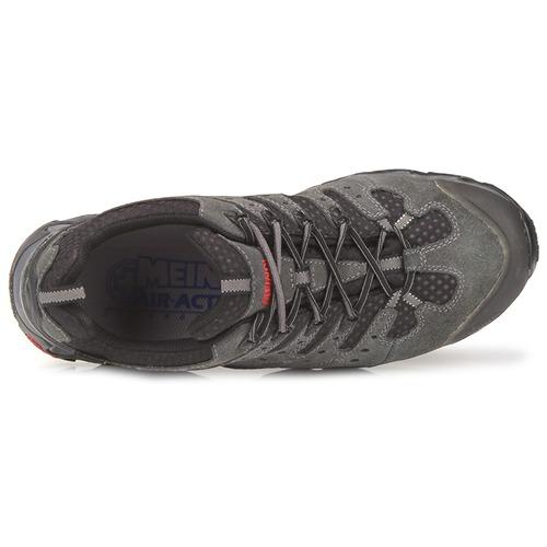 Meindl Portland Xcr Anthracite - Livraison Gratuite Avec Chaussures Chaussures-de-randonnee Homme 16900