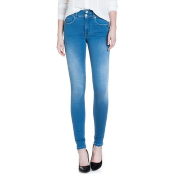 Vêtements Femme Jeans skinny Salsa SECRET PUSH IN 114067 Bleu
