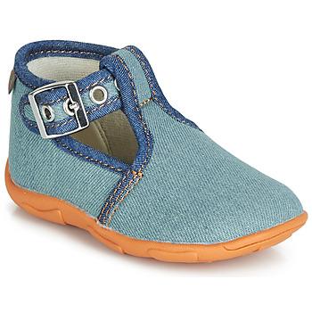 Chaussures Garçon Chaussons GBB SAPPO Bleu jean
