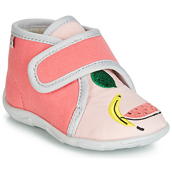 Chaussures Fille Chaussons GBB MASSINA Rose