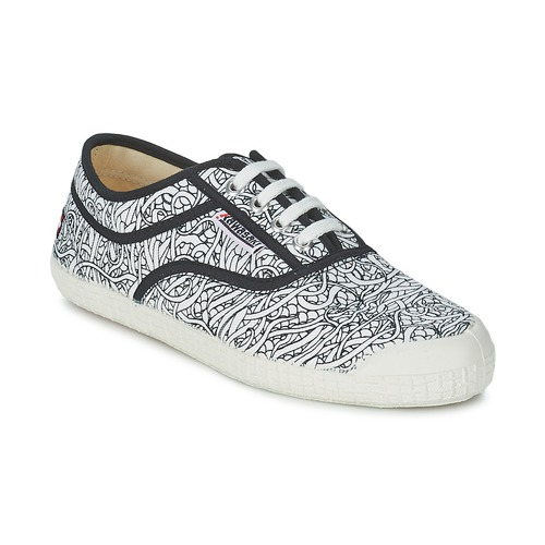 Chaussures Baskets basses Kawasaki FANTASY STEPS Imprimé / Blanc